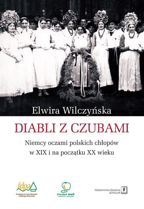 okładka Diabli z czubami Niemcy oczami polskich chłopów w XIX i na początku XX wieku, Książka | Wilczyńska Elwira