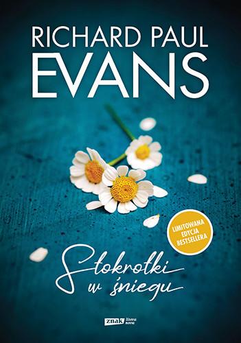 okładka Stokrotki w śniegu, Książka | Richard Paul Evans