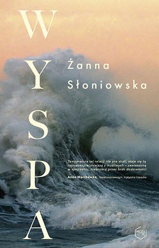 okładka Wyspa, Książka | Słoniowska Żanna