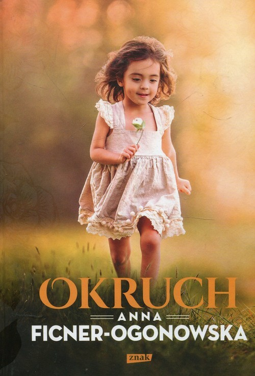okładka Okruch, Książka | Ficner-Ogonowska Anna