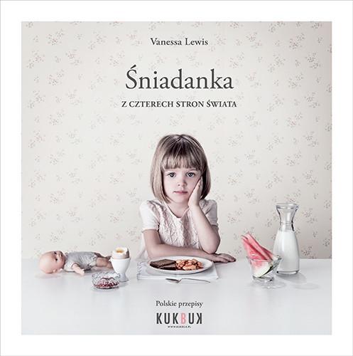 okładka Śniadanka z czterech stron świataksiążka      Lewis Vanessa