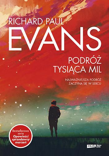 okładka Podróż tysiąca mil, Książka | Paul Evans Richard