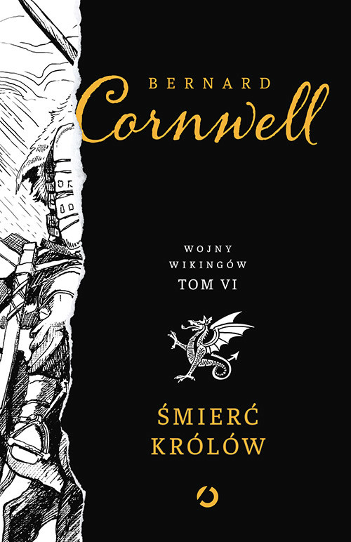 okładka Śmierć królów, Książka | Cornwell Bernard
