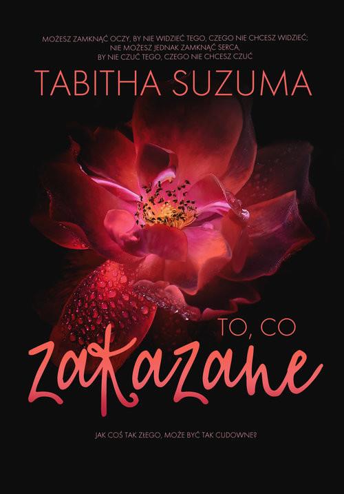 okładka To, co zakazane, Książka   Suzuma Tabitha