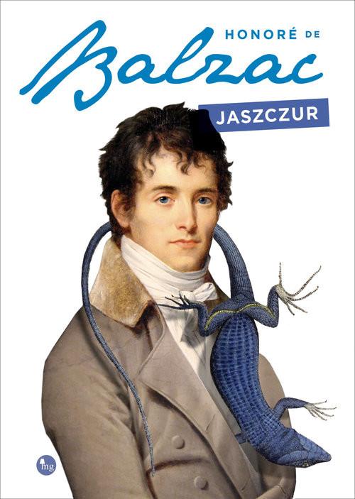 okładka Jaszczur, Książka | Honoré Balzac