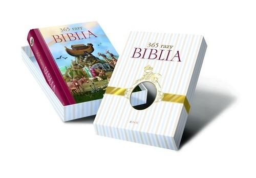 okładka 365 razy Biblia, Książka   Polster Martin