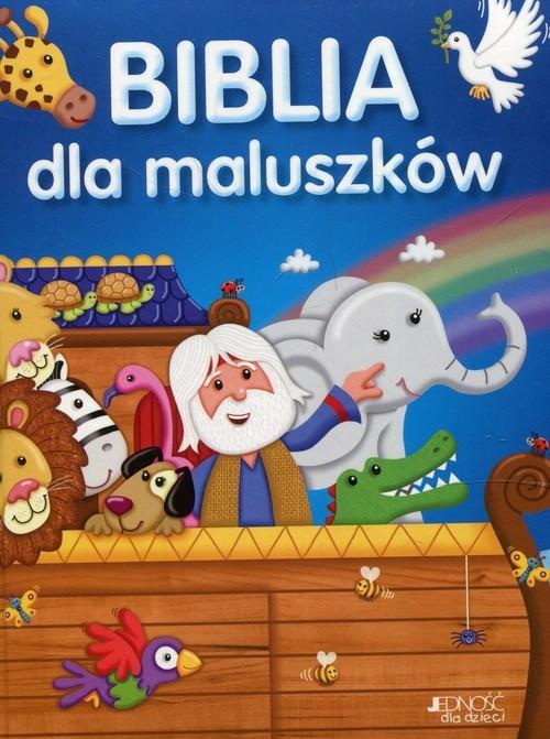 okładka Biblia dla maluszków, Książka | David Juliet