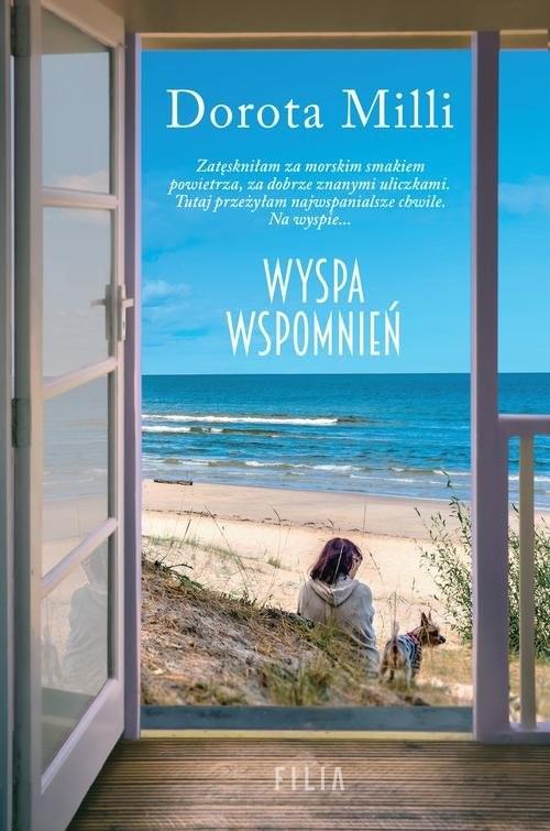 okładka Wyspa wspomnień, Książka | Dorota Milli