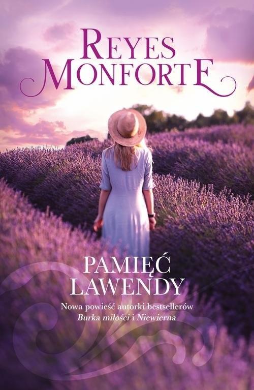 okładka Pamięć lawendy, Książka | Monforte Reyes