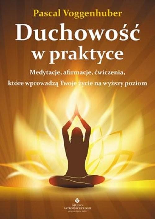 okładka Duchowość w praktyce, Książka | Voggenhuber Pascal