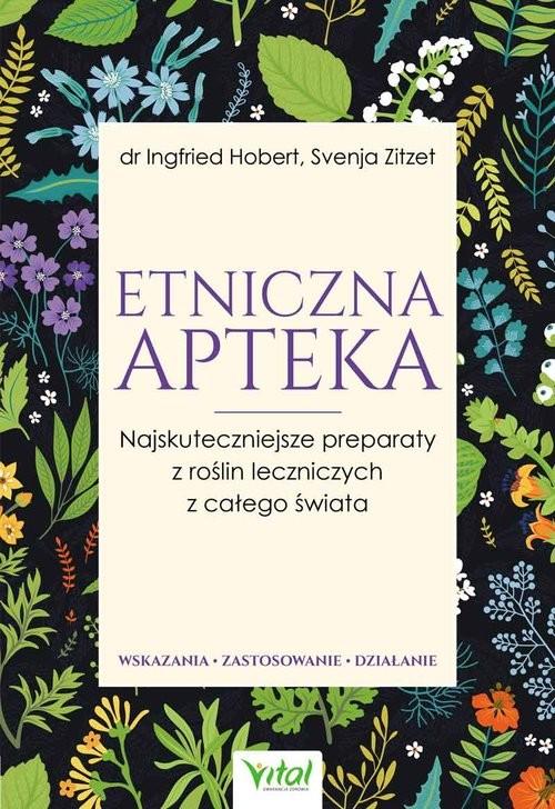 okładka Etniczna apteka, Książka | Hobert Ingfried