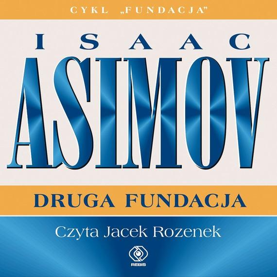 okładka Druga Fundacja, Audiobook | Isaac Asimov