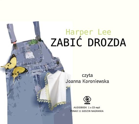 okładka Zabić drozda, Audiobook   Harper Lee