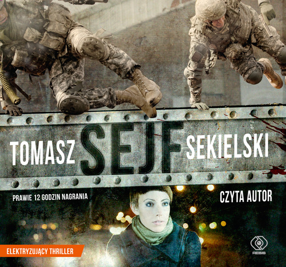 okładka Sejfaudiobook | MP3 | Tomasz Sekielski