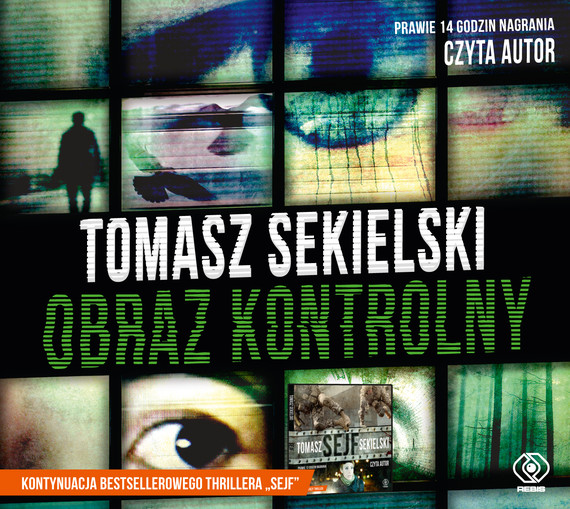 okładka Obraz kontrolny, Audiobook | Tomasz Sekielski