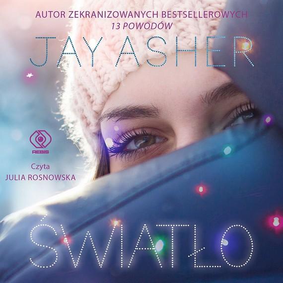 okładka Światłoaudiobook   MP3   Jay Asher