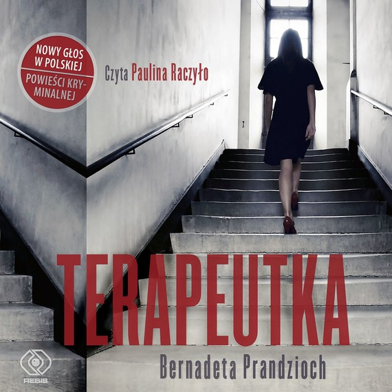 okładka Terapeutka, Audiobook | Bernadeta Prandzioch
