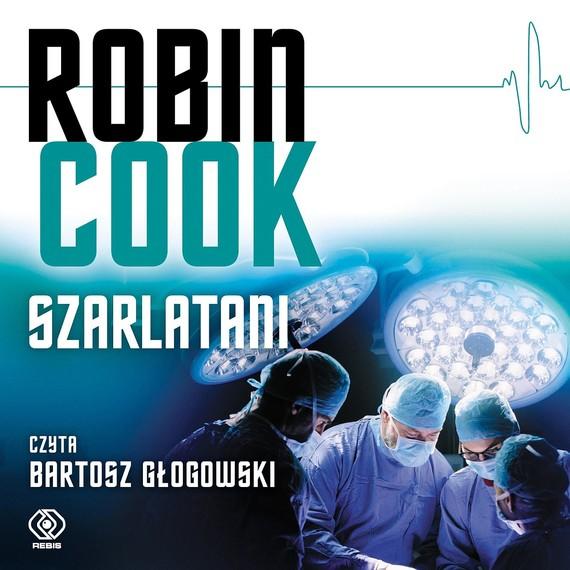 okładka Szarlataniaudiobook | MP3 | Robin Cook