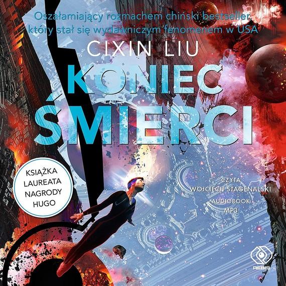 okładka Koniec śmierci, Audiobook | Cixin Liu