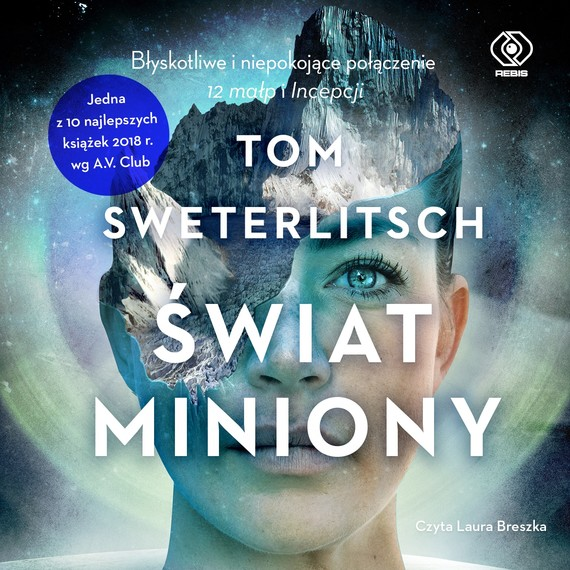 okładka Świat miniony, Audiobook | Tom Sweterlitsch