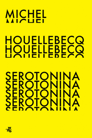 okładka Serotonina, Książka |