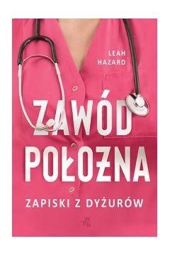 okładka Zawód położna, Książka | Hazard Leah