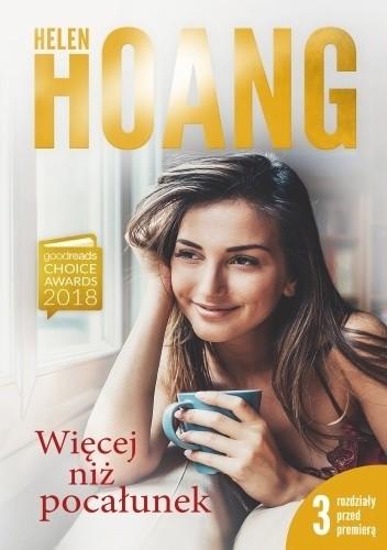 okładka  Więcej niż pocałunek , Książka | Hoang Helen