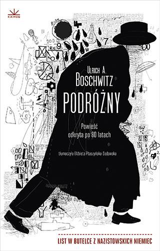 okładka Podróżny, Książka | Alexander Boschwitz Ulrich