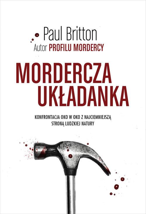 okładka Mordercza układanka, Książka | Britton Paul