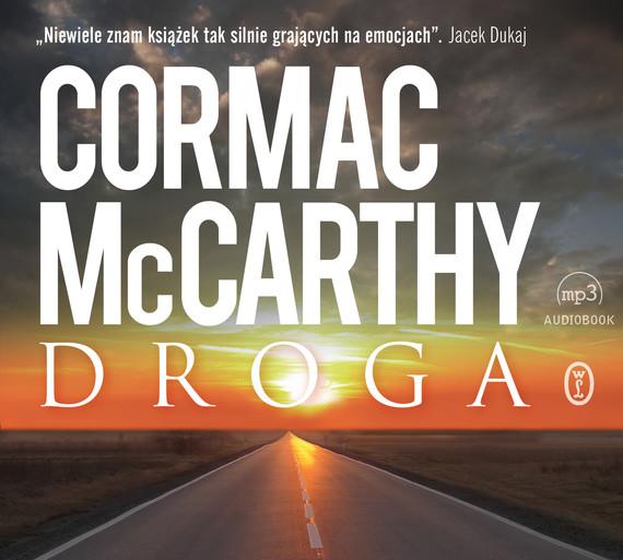 okładka Droga, Audiobook | Cormac McCarthy
