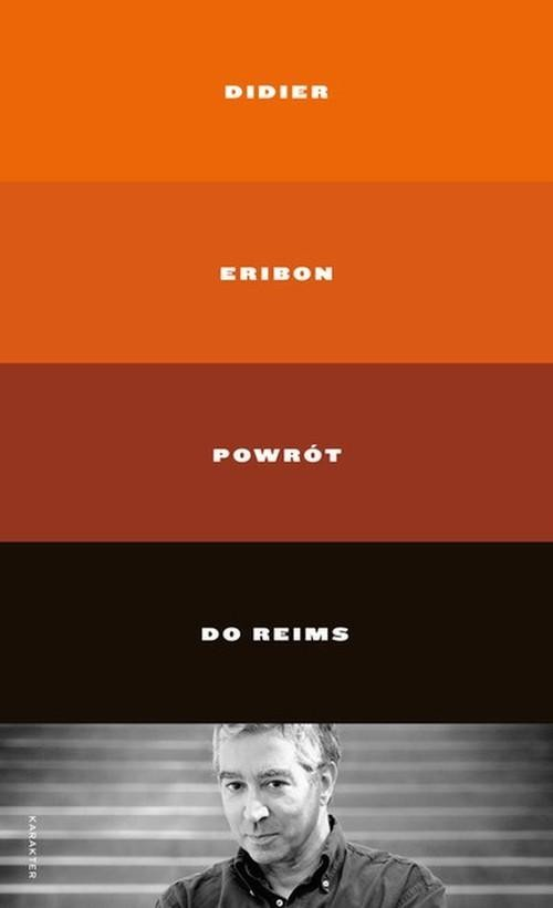 okładka Powrót do Reims, Książka | Eribon Didier