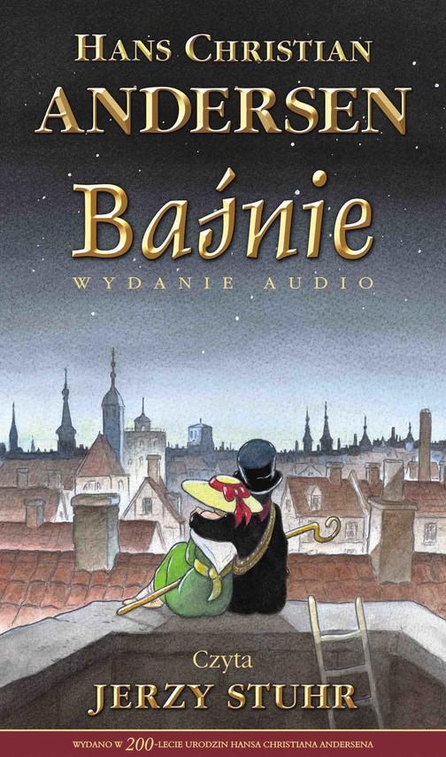 okładka Baśnie 3audiobook | MP3 | Hans Christian Andersen