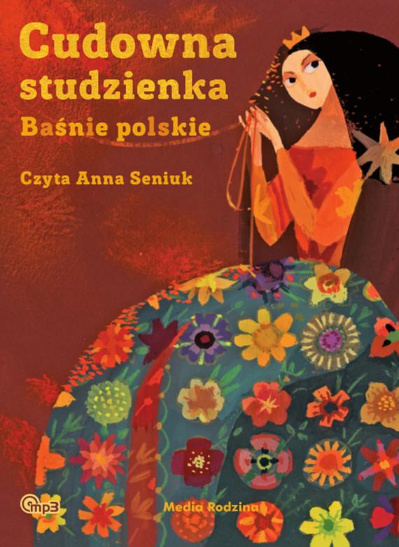 okładka Cudowna studzienka. Baśnie polskie MP3audiobook | MP3 | Joanna Papuzińska