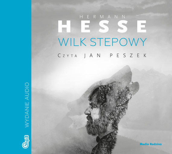 okładka Wilk stepowy, Audiobook | Hermann  Hesse