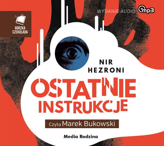 okładka Ostatnie instrukcjeaudiobook   MP3   Nir  Hezroni