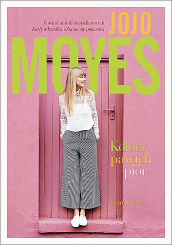 okładka Kolory pawich piór, Książka | Moyes Jojo
