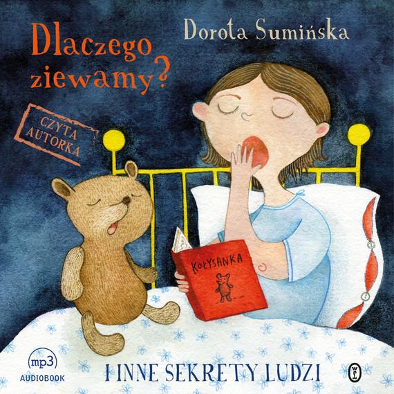 okładka Dlaczego ziewamy?audiobook | MP3 | Dorota Sumińska
