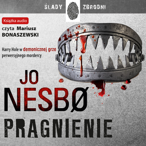 okładka Pragnienie, Audiobook | Jo Nesbo