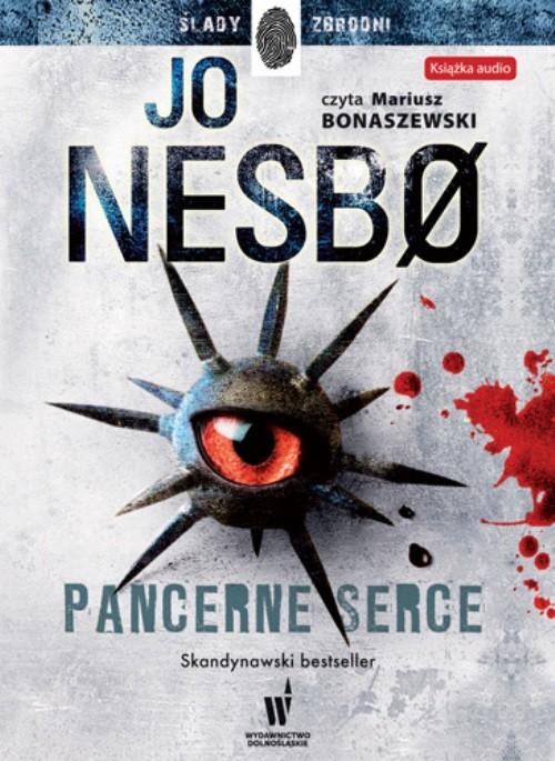 okładka Pancerne serceaudiobook | MP3 | Jo Nesbo