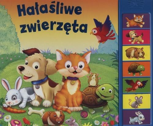 okładka Hałaśliwe zwierzęta, Książka |
