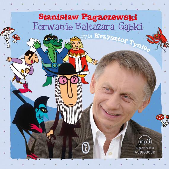 okładka Porwanie Baltazara Gąbki, Audiobook | Stanisław Pagaczewski