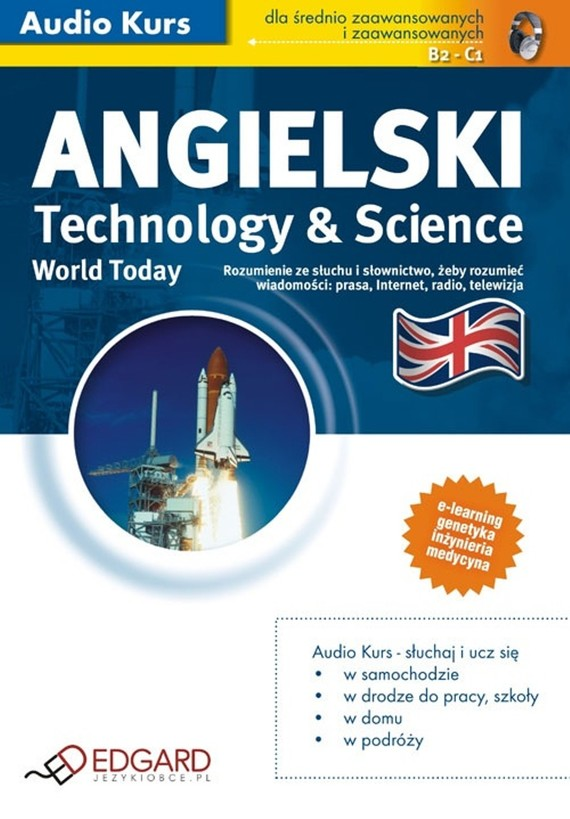 okładka Angielski World Today Technology and Science, Audiobook | autor zbiorowy