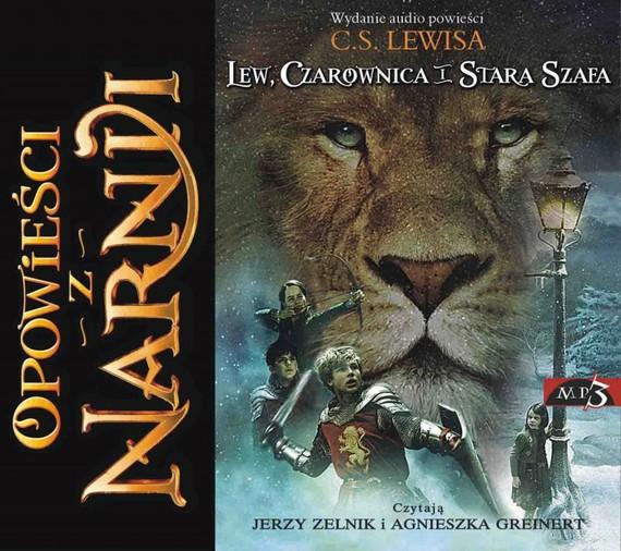 okładka Opowieści z Narnii. Tom 1. Lew, Czarownica i stara szafaaudiobook | MP3 | Clive Staples Lewis