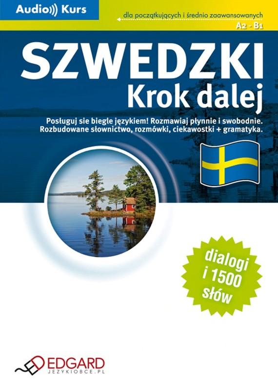 okładka Szwedzki. Krok dalej, Audiobook | autor zbiorowy