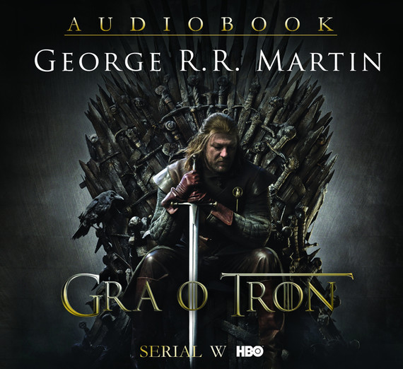 okładka Gra o tron audiobook, Audiobook | George R.R. Martin
