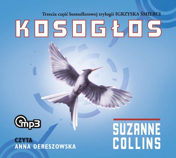 okładka Kosogłosaudiobook | MP3 | Suzanne Collins