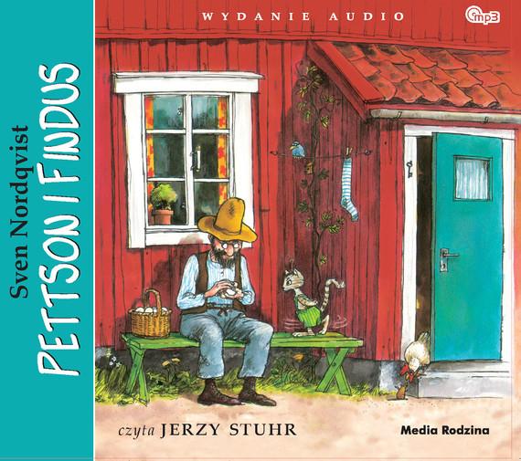 okładka Pettson i Findus. Pettson i Findusaudiobook | MP3 | Sven Nordqvist