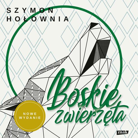okładka Boskie zwierzęta, Audiobook | Szymon Hołownia