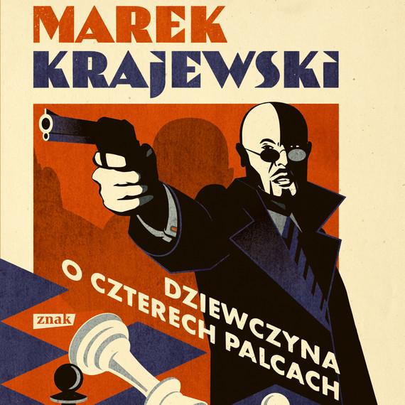 okładka Dziewczyna o czterech palcachaudiobook | MP3 | Marek Krajewski