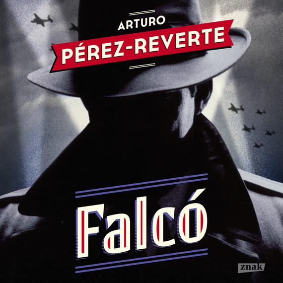 okładka Falcoaudiobook | MP3 | Arturo Perez-Reverte